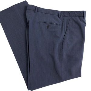 Nautica Flat Front Classic Fit Dress Pants 34 x 30